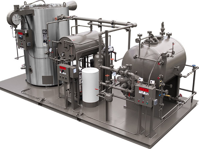Steam Boilers Manufacturers
