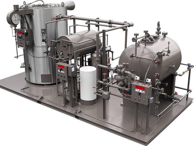 Fulton Classic™ Steam Boiler System