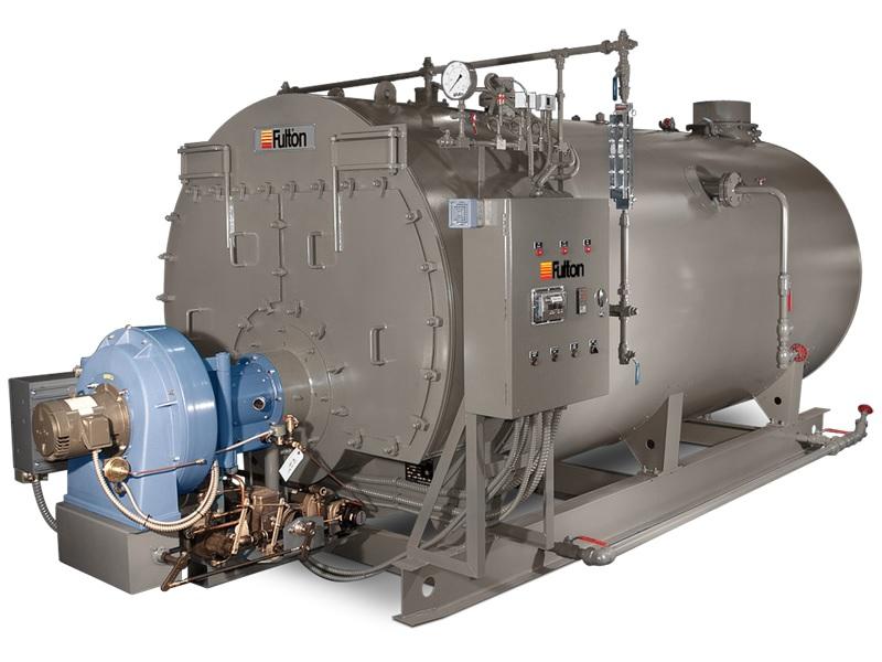 Fulton FB-S Horizontal Firetube Boiler