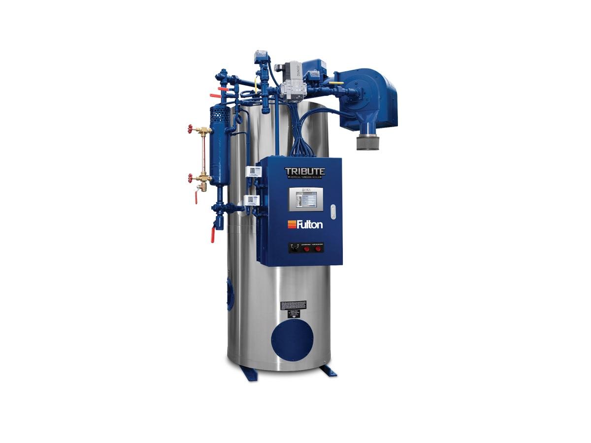 Fulton Tribute® Vertical Tubeless Boiler