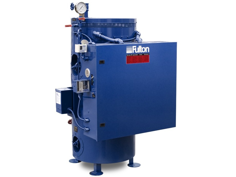 Fulton Electric Model FB-L Steam Boiler