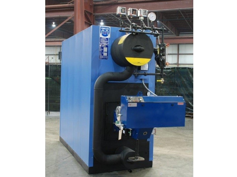 Unilux High Pressure Steam Boiler