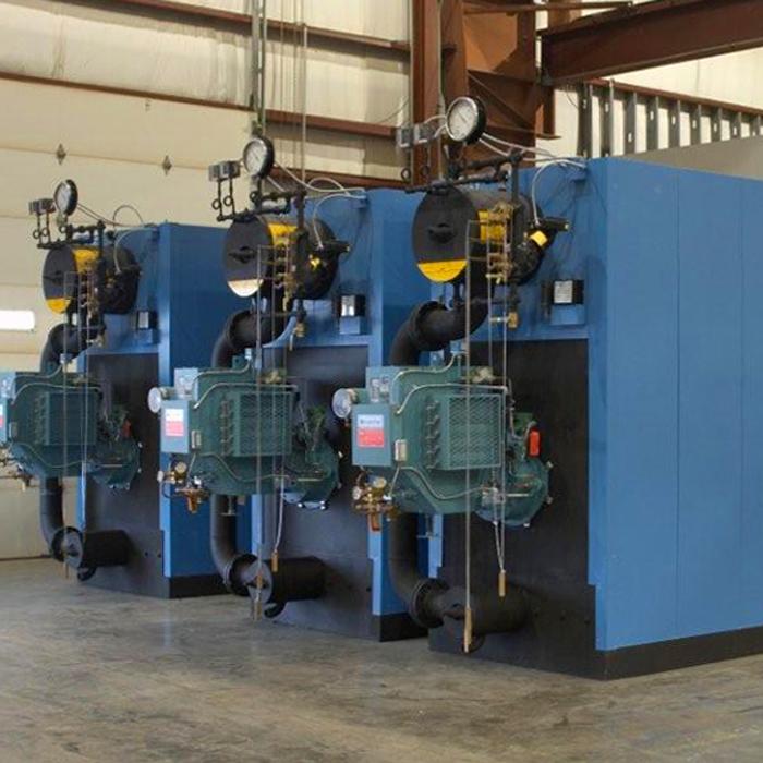 High Pressure Boilers