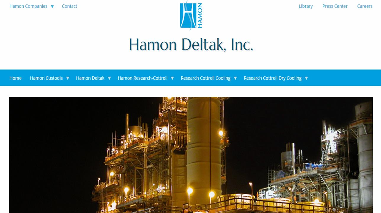 Hamon Deltak, Inc.