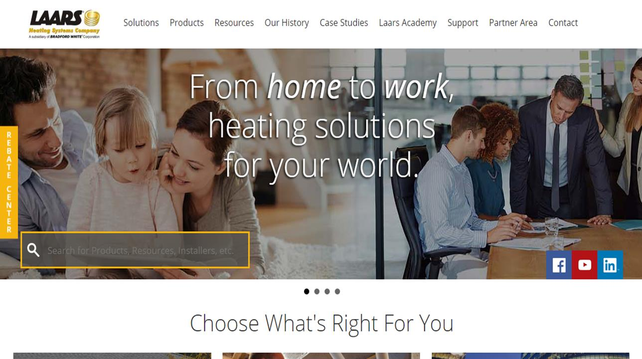 LAARS Heating Systems Company