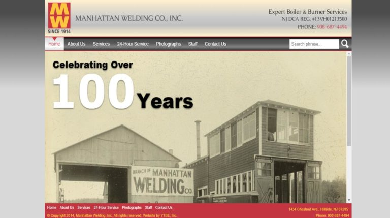 Manhattan Welding Co., Inc.