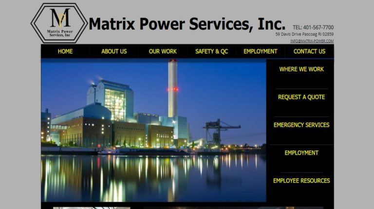 Matrix Power Services, Inc