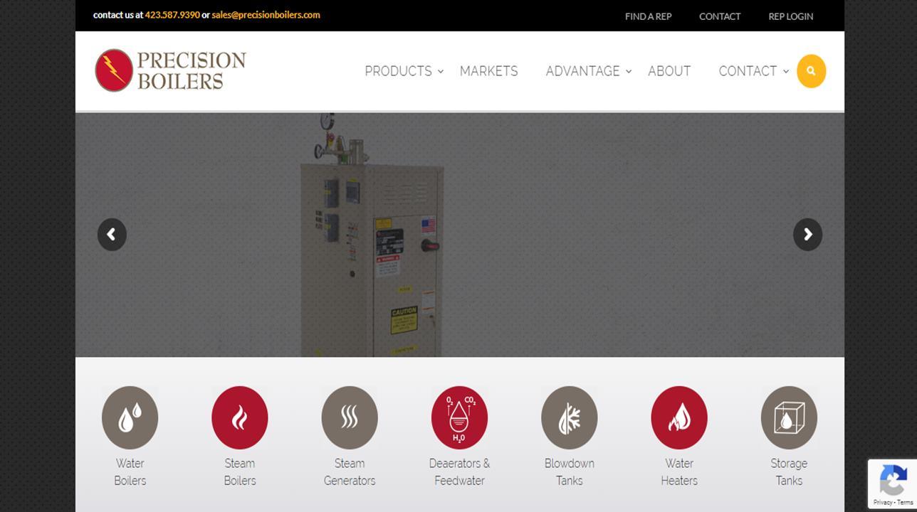 Precision Boilers, Inc.