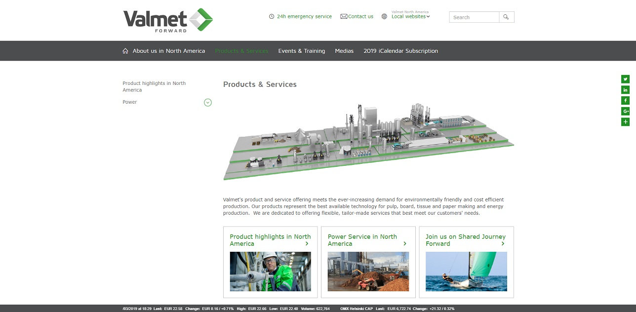 Valmet's Power Service