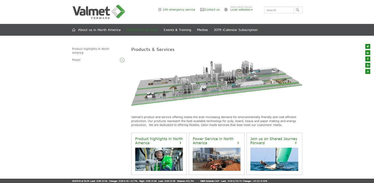 Valmet's Power Service