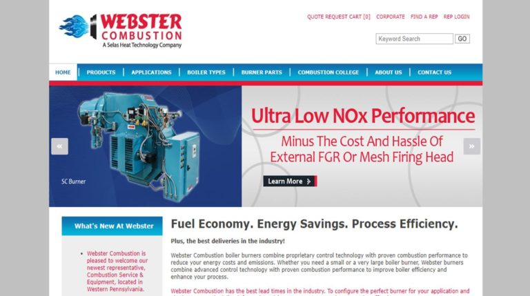Webster Combustion Technology, LLC