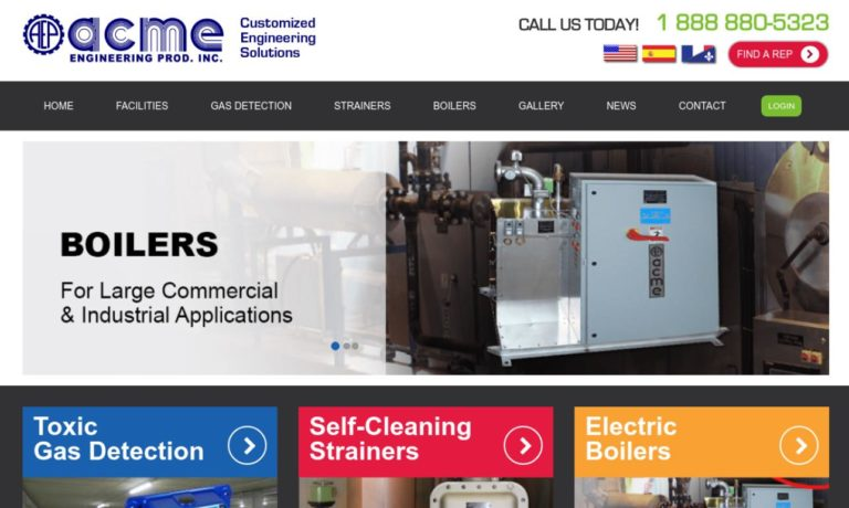 Acme Engineering Products