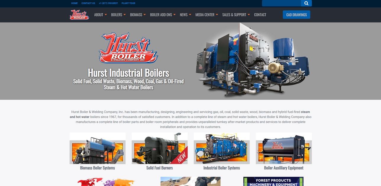 Hurst Boiler & Welding Company, Inc.