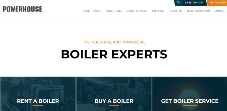 Powerhouse Boiler Equipment