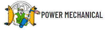 Power Mechanical Logo